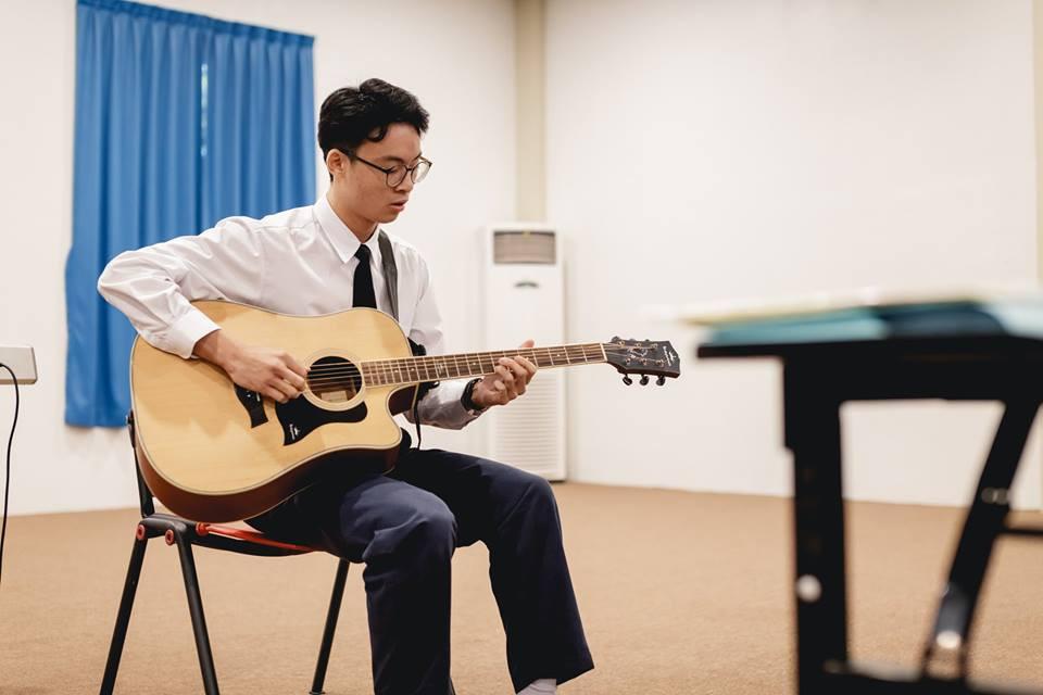 RSC Guitar Solo by Chong Zhi Zheng