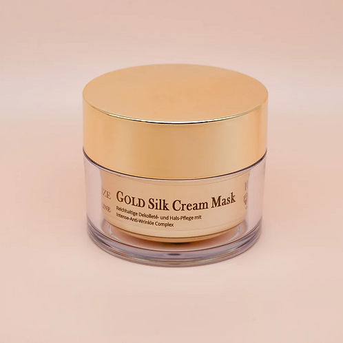 Gold Silk Cream Mask