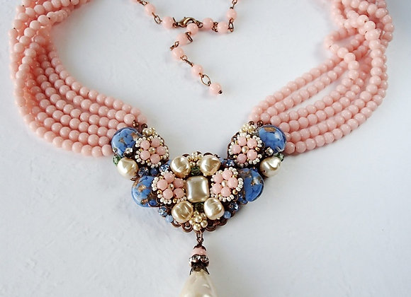 Amelie STATEMENT NECKLACE