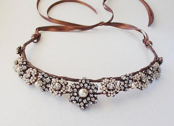vintage style tiara historical inspiration