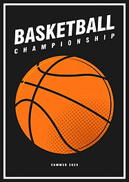 basketbal-toernooien-sport-poster-ontwer