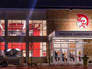 Timothy Christian High School