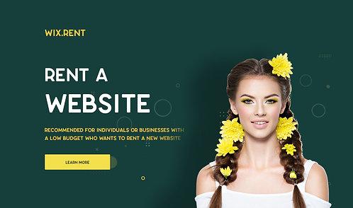 Rent a Website