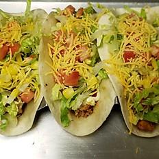 Korean Fried/Grilled Tacos