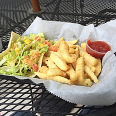 Fried or Grilled Taco combo