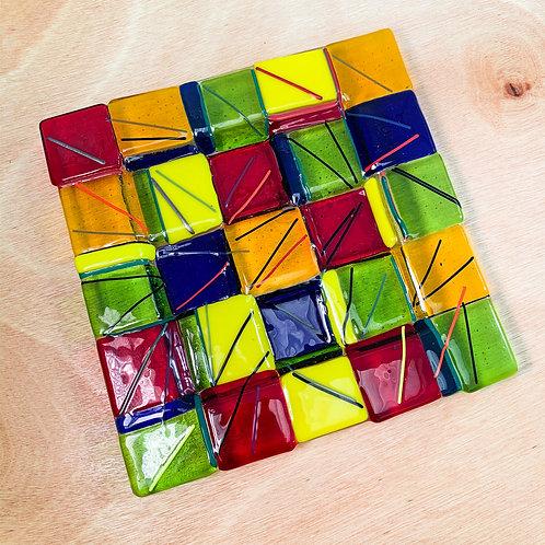 Placa Squares