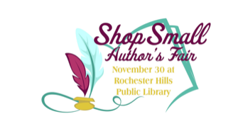 First Rochester Library Author Fair! Nov 30, 2019