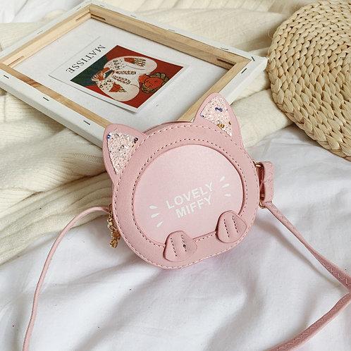 Kitten Kids purse