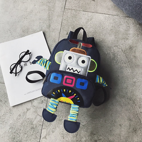 ROBOT ANTI-LOST BACKPACK