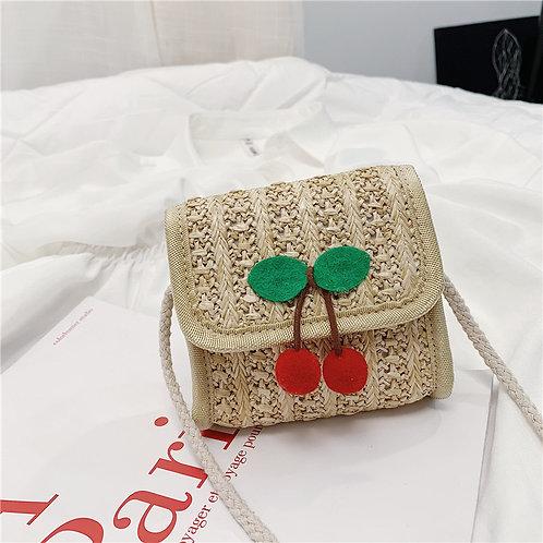 Cherry Summer Kids purse
