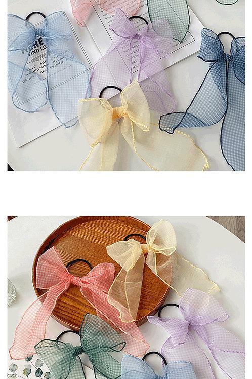 Korean Lace Tie