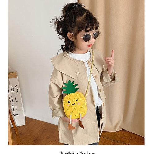 Pineapple Kids purse