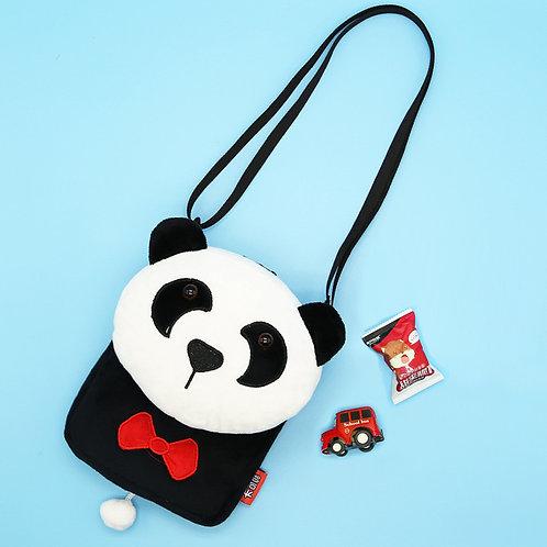 Panda Winter Kids purse