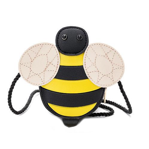 Yellow Bee Kids purse