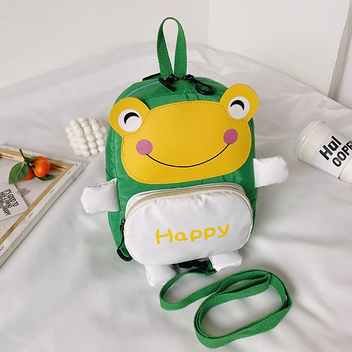 Frog Mickey Guiding Backpack
