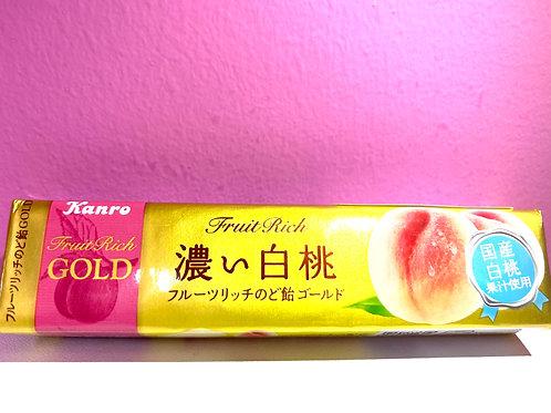 KANRO Peach Candy