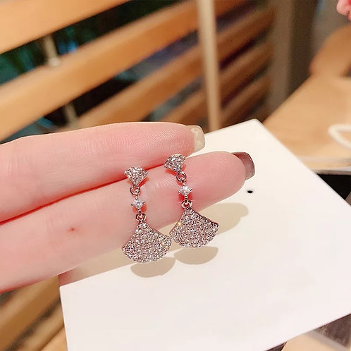 <STERLING SILVER >S925 EARRINGS