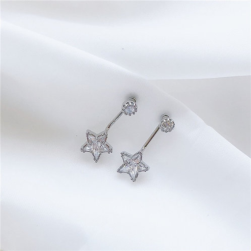 < STERLING SILVER > 925 EARRINGS