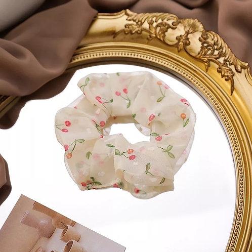 Cherry Scrunchies