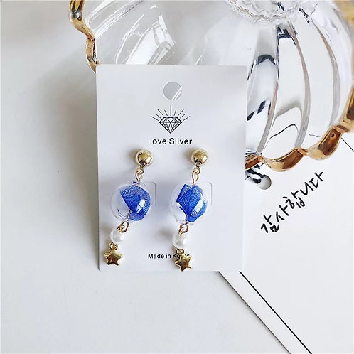 < PLATED > Trendy Earrings