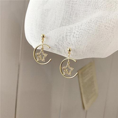 <STERLING SILVER > S925 Earrings