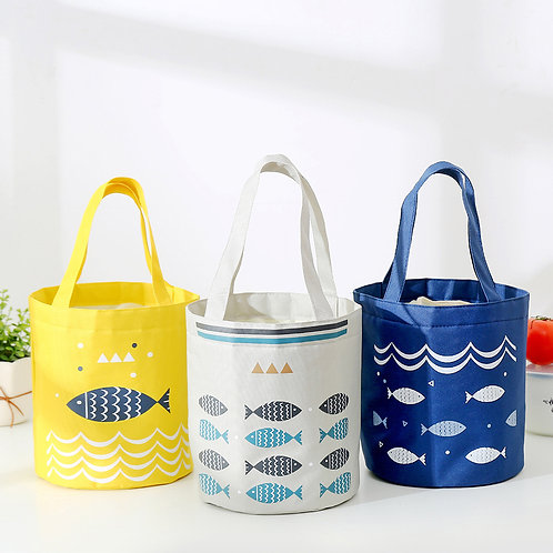 Fish Lunch Bag