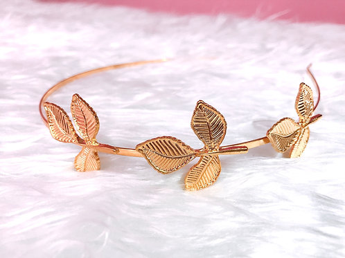 Three Leaves Headband