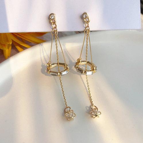 < STERLING SILVER > S925 Earrings