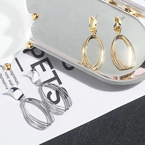 < STERLING SILVER> S925 EARRINGS