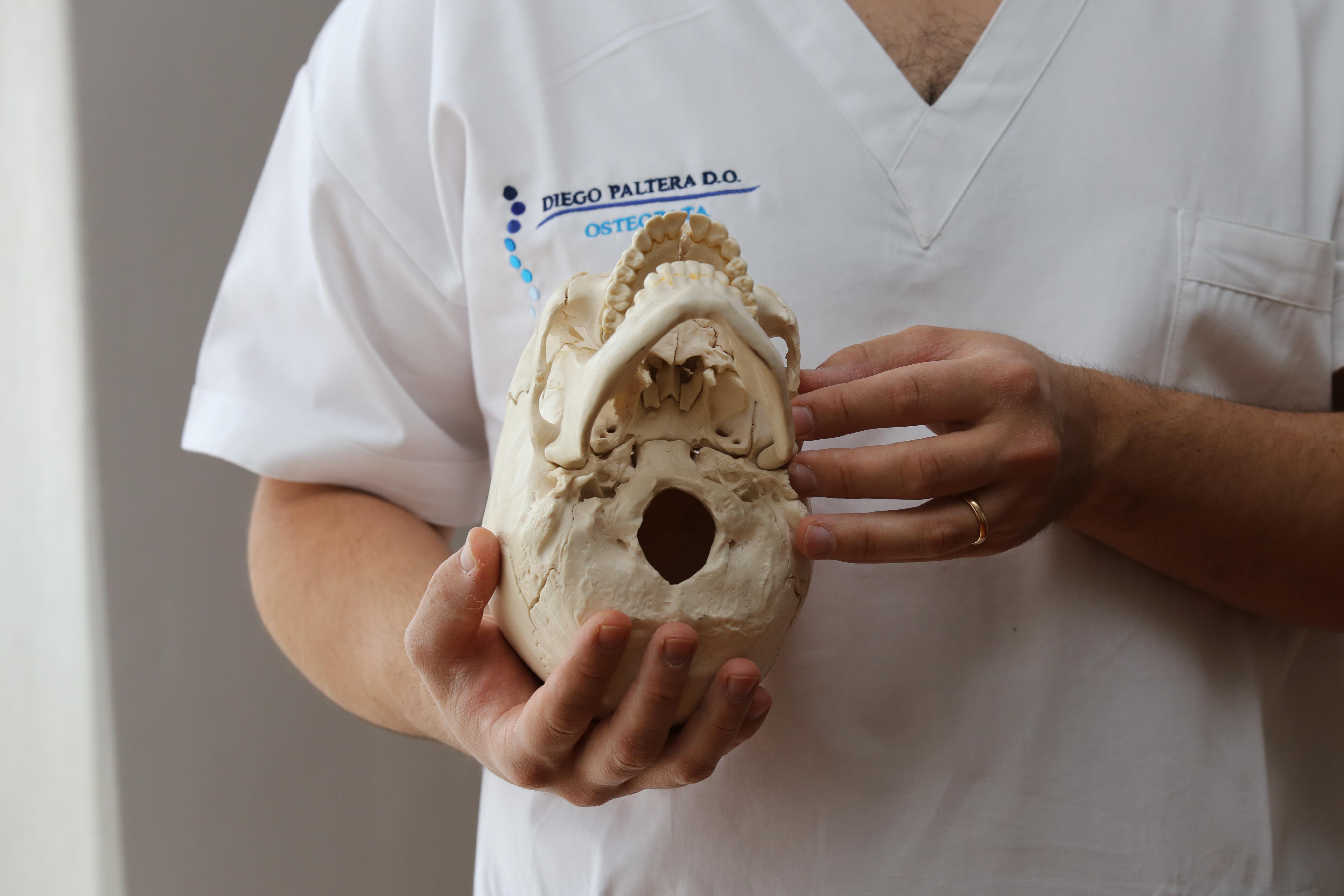 OSTEOPATIA CRANICA