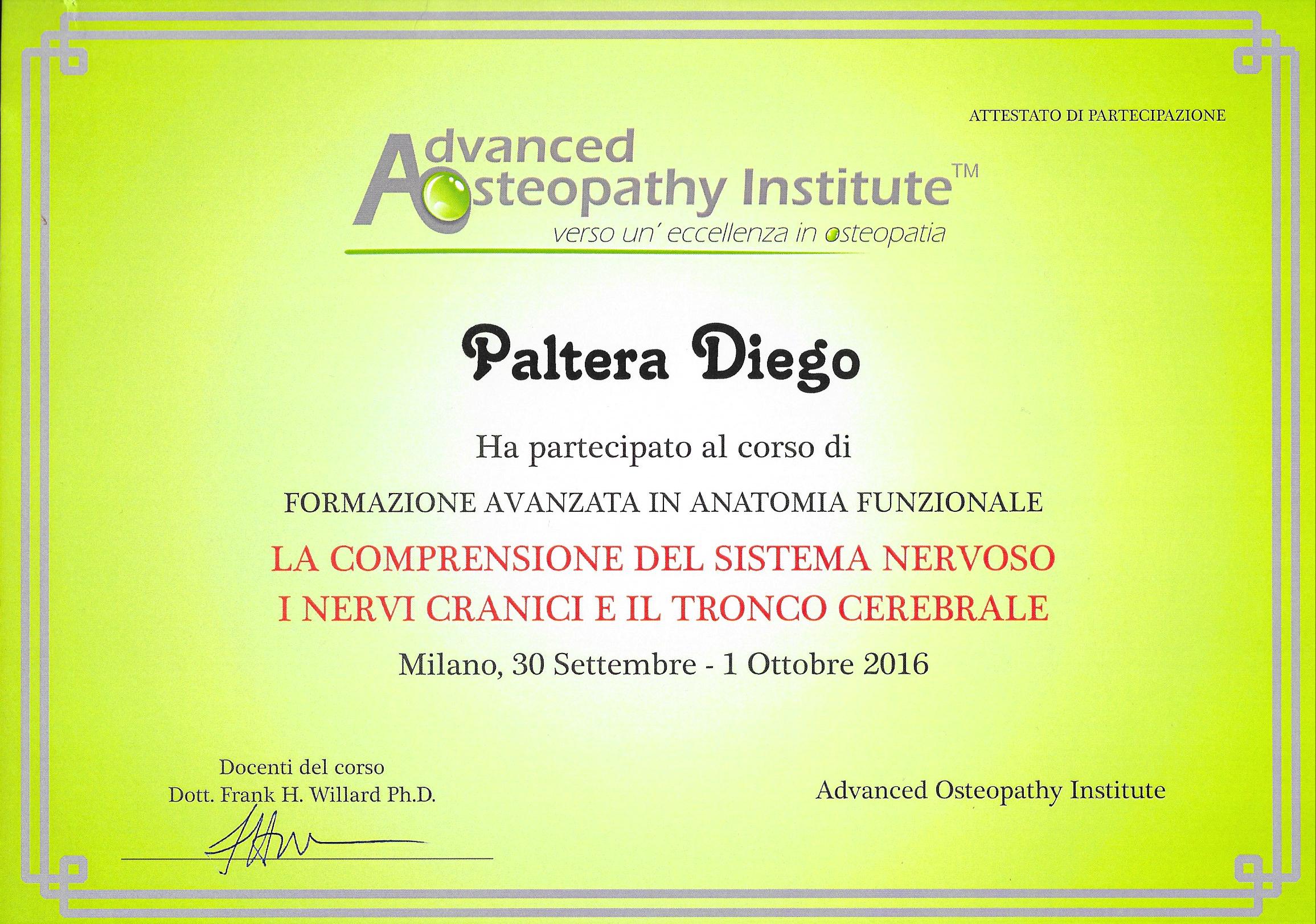 osteopatia cefalea