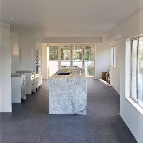 Browns Bay renovation new interior
