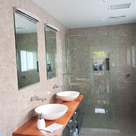 Browns Bay new bathroom