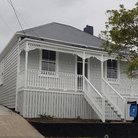 Completed Villa Renovation