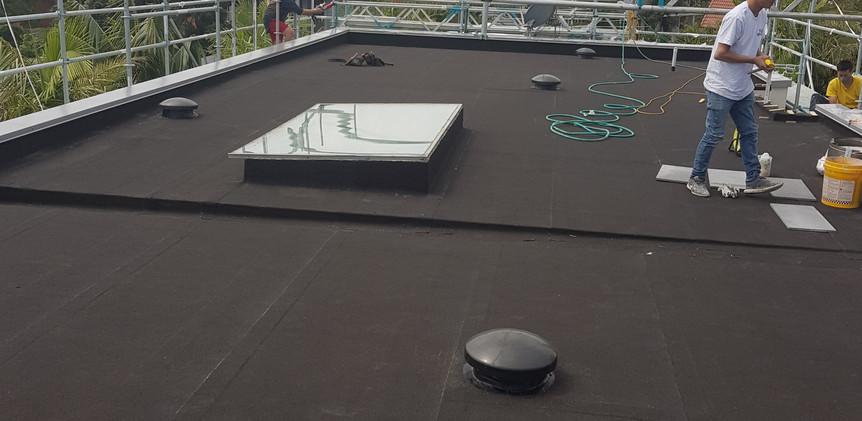 St Heliers Roof Repair