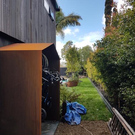 House reclad Meadowbank