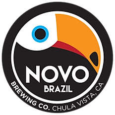 NOVO Brazil Hazy IPA 16oz can