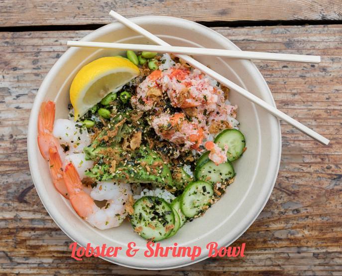 Lobster & Shrimp Bowl