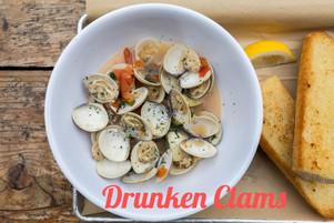 Drunken Clams