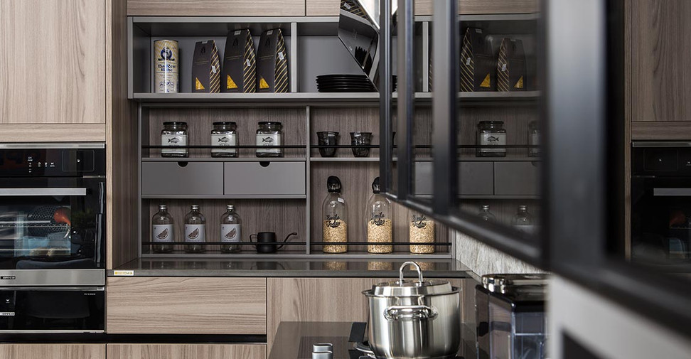 Italian-Style-Integrated-Modular-Kitchen
