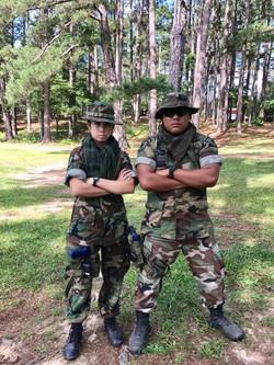 Wilderness Training