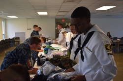 Preparation for Navy Bootcamp
