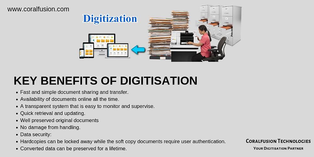 Document Digitization company chennai