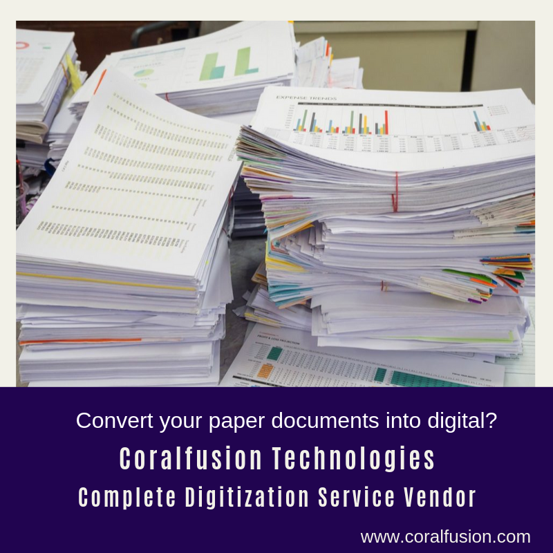 Document digitization companies in chennai