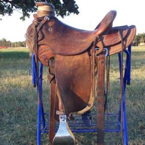 Quality Wade Ranch Saddles
