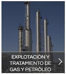 explotacion y tratamiento de gas y petro