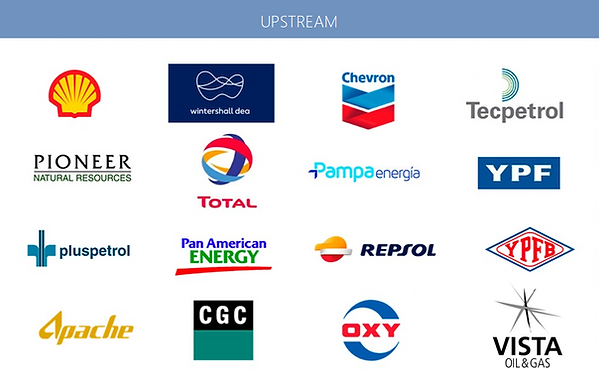 clientes upstream