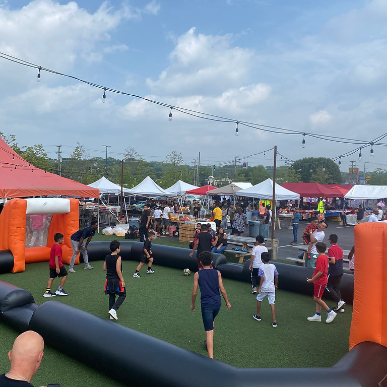 Sports Day at Plaza Mariachi every Saturday from 4pm-7pm
