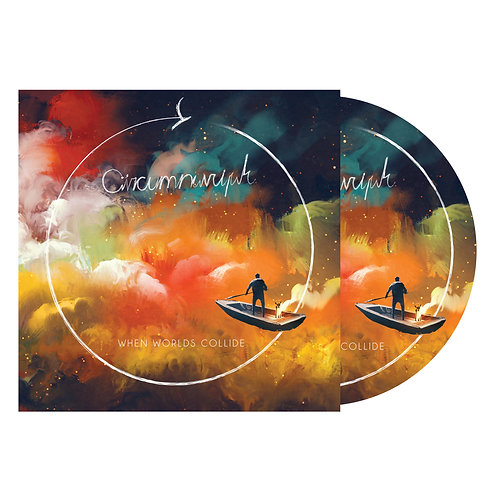 Album 'When Worlds Collide' (physical sleeve)