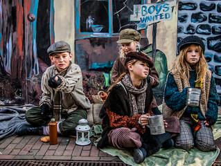 Over drie weken opent de nummer 1 Dickens Kerstmarkt van Nederland!